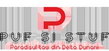 Pensiunea Puf si Stuf Logo